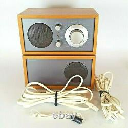 Tivoli Audio Henry Kloss Model Two AM/FM Aux. Stereo Radio + Extension Speaker