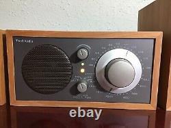 Tivoli Audio Model Two AM/FM Stereo Table Radio & Extension Speaker & Sub Woofer