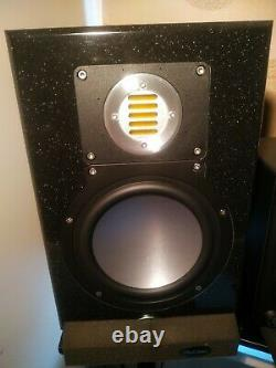 Unity Audio The Rock Mk2 High End Active Studio Monitors Speakers X2 stereo pair