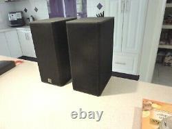 VAF DC-2 Compact Speaker x 2 Shelf Stereo Speakers OR Surround Sound Speakers