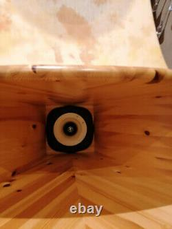 VERY RARE. Prophecy Audio Horn Speakers. Only 4 pairs ever made. £7000 New