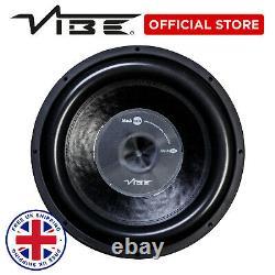 Vibe Blackair 15 Car Stereo Audio 3000W Peak Bass Sub SQL Subwoofer Speaker