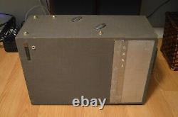 Vintage AKAI SS-50 Stereo Phonic Sound HI-FI Speakers RETRO MID-CENTURY Japan