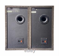 Vintage Technics SB-CS75 Stereo HiFi Speakers Good sound, Tested, working