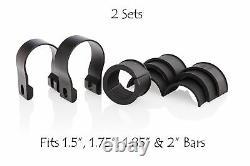 Waterproof Marine polaris Rzr Utv Speakers Audio Bluetooth Stereo System