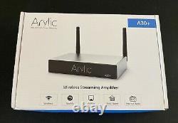WiFi & Bluetooth 5.0 Mini Stereo Amplifier Digital Audio Speaker Amp-Arylic A30