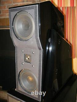 Wilson Audio MAXX 1 Reference Loudspeakers EXCELLENT CRATED