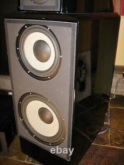 Wilson Audio MAXX 1 Reference Loudspeakers IMMACULATE CRATED