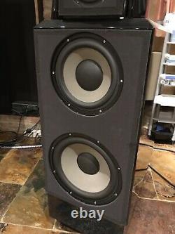 Wilson Audio MAXX Reference Loudspeakers