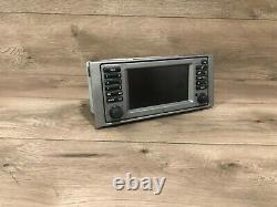 03 05 Range Rover L322 Hse Stereo Radio Navigation Écran Moniteur Oem
