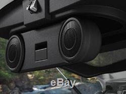 07-17 Oem Jeep Patriot Tailgate Président Boom Box Flip Down Stereo Sound System