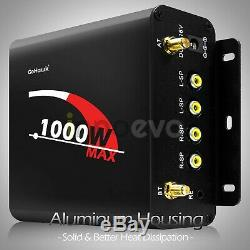 1000w Amp Bluetooth Étanche Atv Utv Rzr Polaris Haut-parleurs Stéréo Système Audio