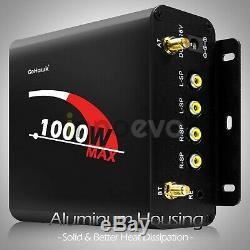 1000w Moto Bluetooth 4 Haut-parleurs Stéréo Système Audio Vtt Utv Can Am Polaris