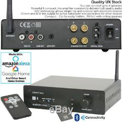 170w Amplificateur Bluetooth Haut De Gamme Wireless Home Audio Haut-parleur Salut-fi Amp Kit