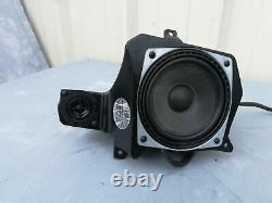 2008-2014 Bmw R1200rt K26 Left Side Audio Music Sound Radio Stereo Speaker Oem