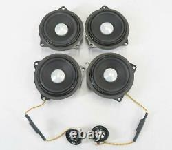 2011 Bmw 535i (f10) Radio Stereo Media Audio Subwofer Tweeter Speaker Set-17