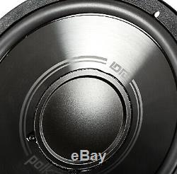 2 Polk Audio Db6502 6.5 300w 2 Way Voiture / Marine Vtt Haut-parleurs Stéréo Composants
