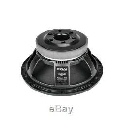 2x Audio 12mb1500 MID Prv Basse Stéréo Voiture 12 Haut-parleur 8 Ohms 12mb Pro 3000w