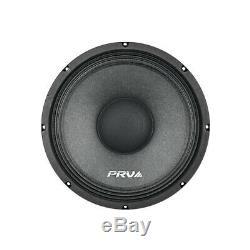 2x Audio 12w750a Gamme Prv MID Alto Voiture Stéréo 12 Ohms Haut-parleur 8 12a Pro 1500w