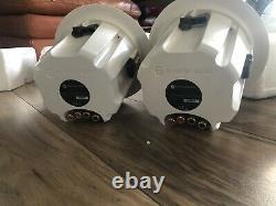 2x (paire) Moniteur Audio Radius In-ceiling Stereo/fx Haut-parleurs