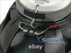 4 Alpine Spe-6090 Rms 6 X 9 Pouces 2 Way Car Audio Power Stereo Haut-parleurs