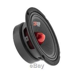 4 Ds18 Pro-gm6b Pro Car Audio Haut-parleurs 1 Gen Midrange-x1600.4 Amplificateur Stéréo