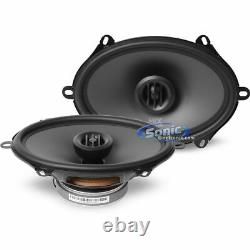 4 Mtx Thunder68 5x7 / 6x8 480w 2-way Car Stereo Audio Coaxial Speaker Package