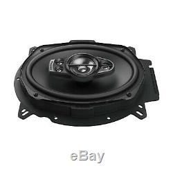 4 X Pioneer Ts-a6970f 6 X 9 600w Max Coaxial 5 Voies Haut-parleurs Stéréo Audio Voiture