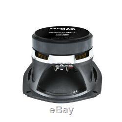 4x Audio 69mr500-vrp Php-4 MID Range Car Stereo 6x9 Président 4 Ohms 6x9 Pro 2000w