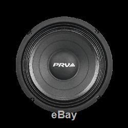 4x Audio 8mb450-4 V2 Vrp MID Basse Car Stereo 8 Haut-parleur 4 Ohms 8mb Pro 1800 Watts