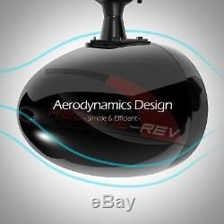 600w Amp Bluetooth Étanche Atv Utv Rzr Polaris Stéréo 3-parleurs Du Système Audio