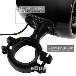 600w Bluetooth Étanche Atv Utv Rzr Polaris Haut-parleurs Stéréo Audio Système Amp