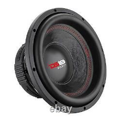8 Pouces Sound Voice Car Subwoofer Audio Speaker Stereo Sound System Musique Vocale