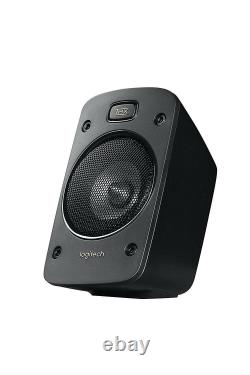 Accueil Entertainment Logitech Z906 Stereo Speakers 3d 5.1 Dolby Surround Sound