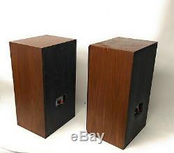 Ads L710 Vintage Haut-parleurs Stéréo Avec Un Son Emballage D'origine