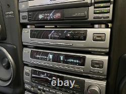 Aiwa Mx-z9500 Stéréo Stack System Hifi Sépare Les Haut-parleurs Sonores Surround