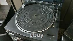 Aiwa Stereo Hifi Seperates Sound System Rare Zm2600 CD Cassette Tuner Haut-parleurs