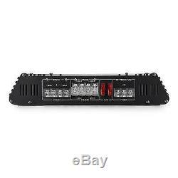 Amplificatore Finale Salut-fi Auto 6 5 4 3 2 Canali Stereo 6000w Impianti Car Audio