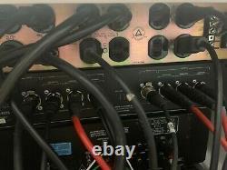 Atc 3 Voies Stéréo Active Crossover Hifi Pro Audio Pour Les Moniteurs Haut-parleurs Scm