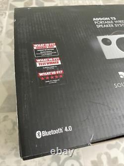Audio Pro Addon T3 Bluetooth Stereo Haut-parleur Sans Fil Pink Scandinavie
