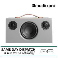 Audio Pro Portable Multiroom Stereo Haut-parleur Gris Addon C3