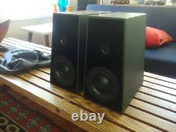 Audiophile Oracle Mentor Moniteur Haut-parleurs Verity Audio Precursor