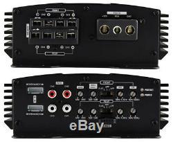 Audiopipe Apmn-4200d 4 Canaux Voiture Amplificateur Audio 3000w 4ch Haut-parleur Stéréo Amp