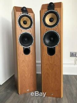 B & W Bowers & Wilkins Cdm7 Haut-parleurs Hifi Autoportant Audio Stéréo Paire Audio