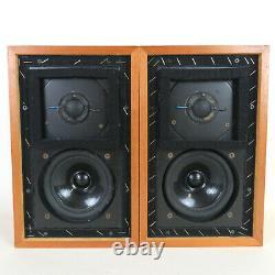 Bbc Audiomaster Ls3/5a Haut-parleurs Stéréo Idéal Audio