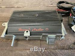 Boom Audio Stade I Ou II Amplificateur 76000277a Amp Haut-parleur Stéréo Câblage