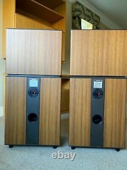 Bose 8.2 Stéréo Partout Haut-parleurs Vintage Awesome Sound - Amazing Condition