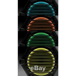Boss Audio Systems Atv30brgb Vtt / Utv 6,5 Pouces Résistant Aux Intempéries Vtt Tube Haut-parleurs