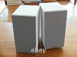 Bowers & Wilkins 686 S2 Bookshelf Haut-parleurs 100w 8 Hifi Stereo Audio