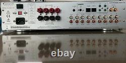 Cambridge Audio Azur 640a V2 Amplificateur Intégré Stéréo Et Câble Haut-parleur